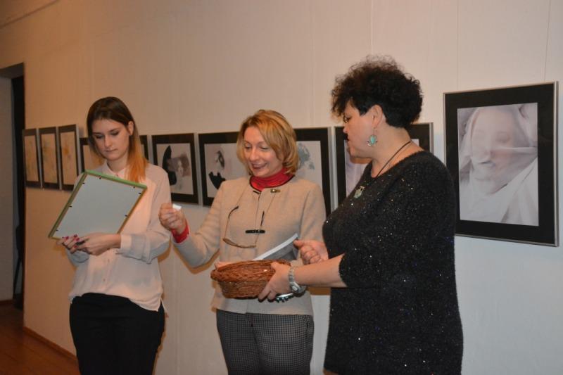 Wernisaż wystawy Niny Jędrzejczyk