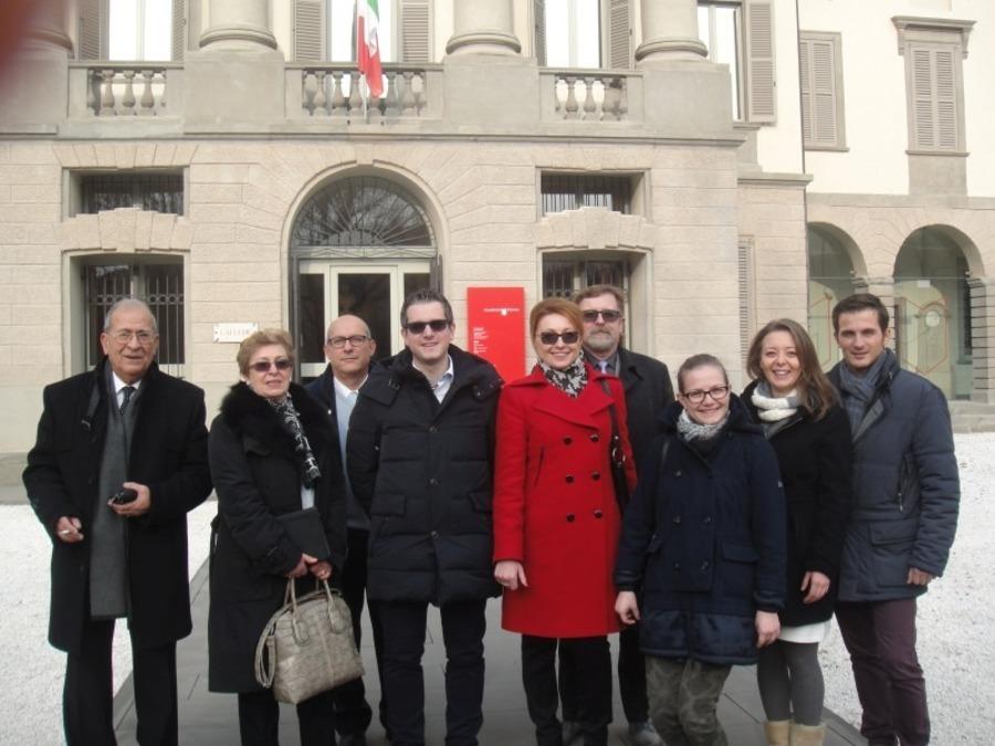 Współpraca z Sedriną i Bergamo