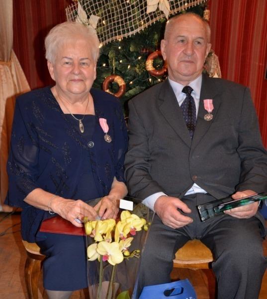Elżbieta i Witold Wojtyś
