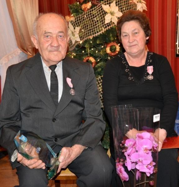 Teresa i Kazimierz Kopeć