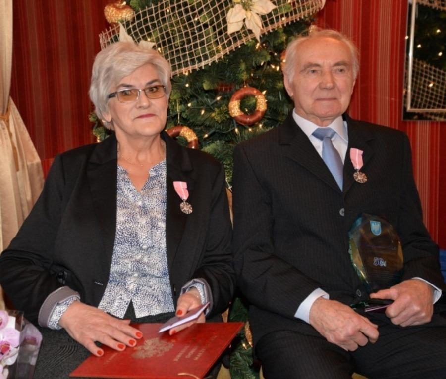 Halina i Kazimierz Święch