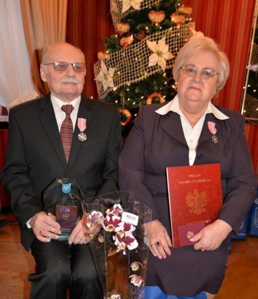 Maria i Ryszard Kujawa