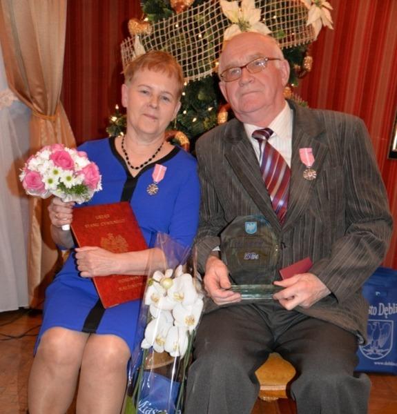 Zofia i Jan Kuśpit
