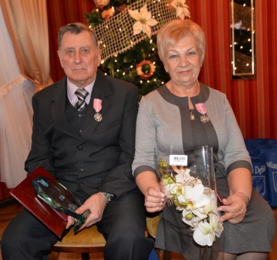 Danuta i Bogdan Czartek