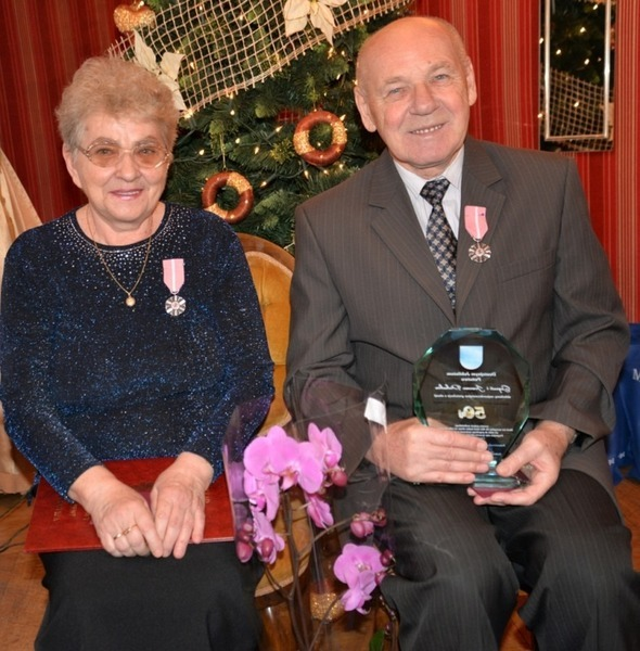Eugenia i Jerzy Pielaccy