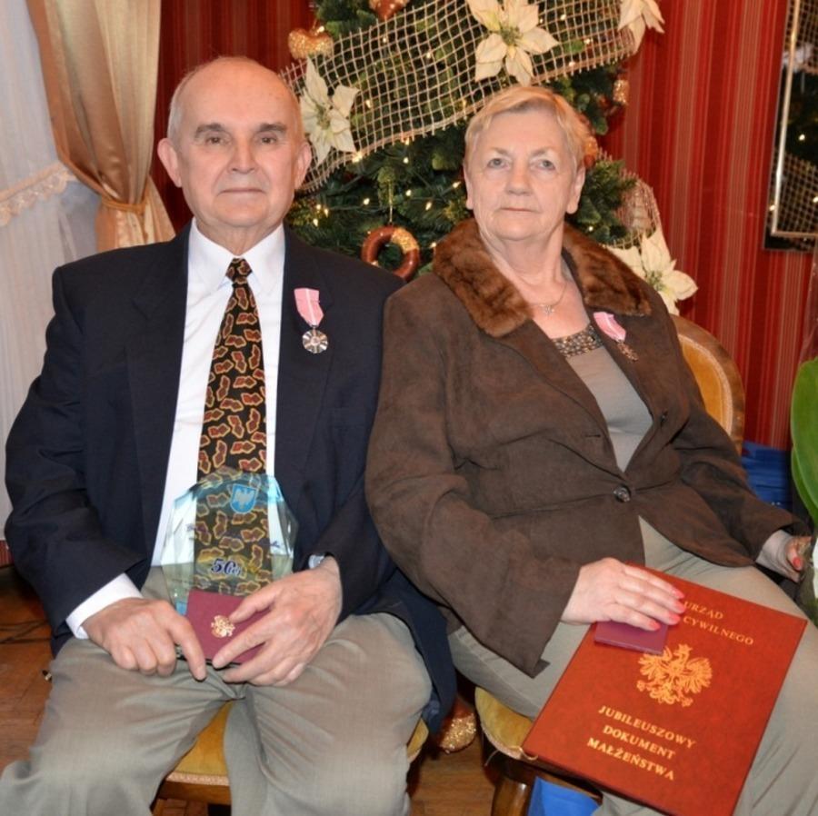 Barbara i Henryk Dąbrowscy
