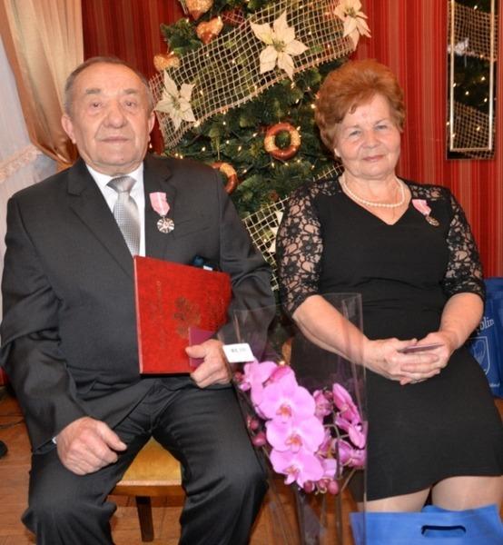 Halina i Kazimierz Filipek
