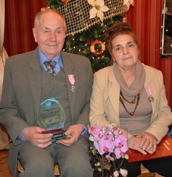 Wanda i Witold Święch