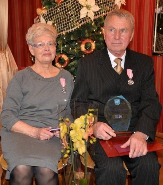 Elżbieta i Ryszard Wyrzykowscy