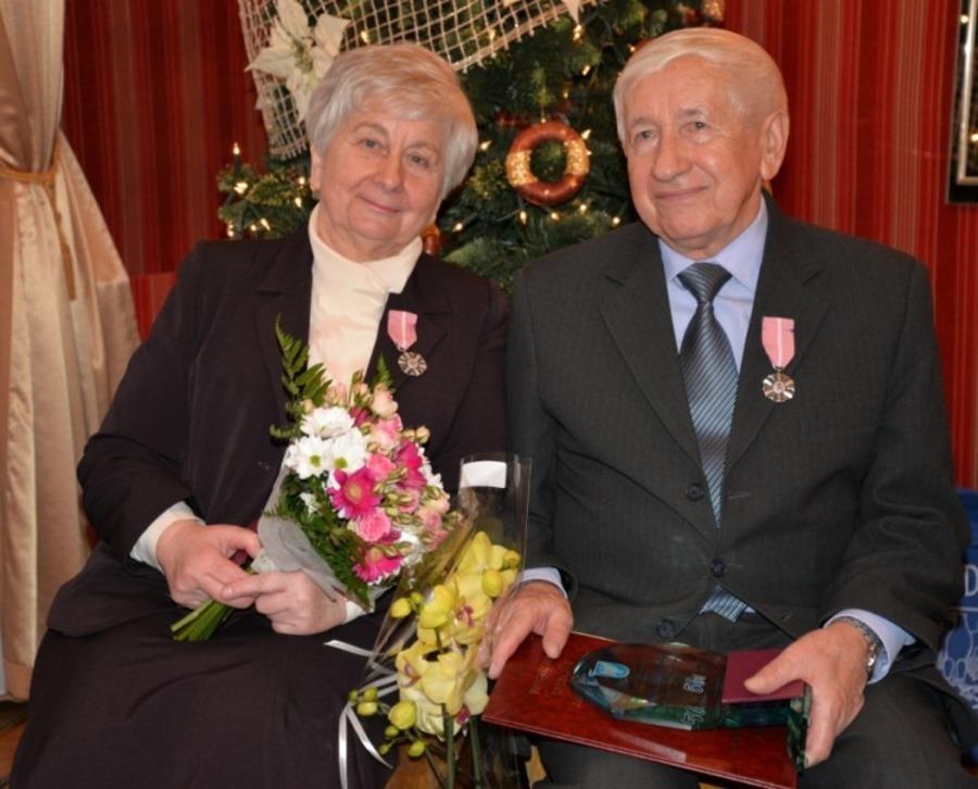 Elżbieta i Wiesław Rosłaniec