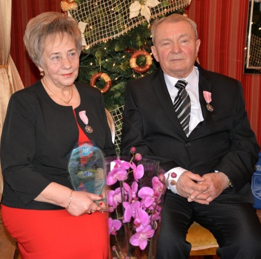 Sabina i Janusz Wolińscy