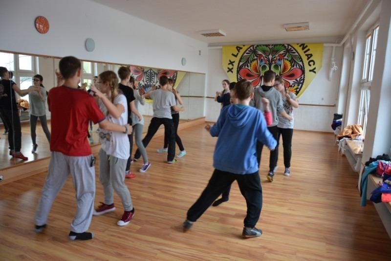 Warsztaty taneczna