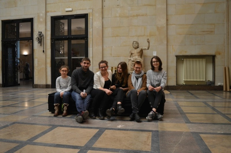 Wycieczka do Muzeum Narodowego w Warszawie
