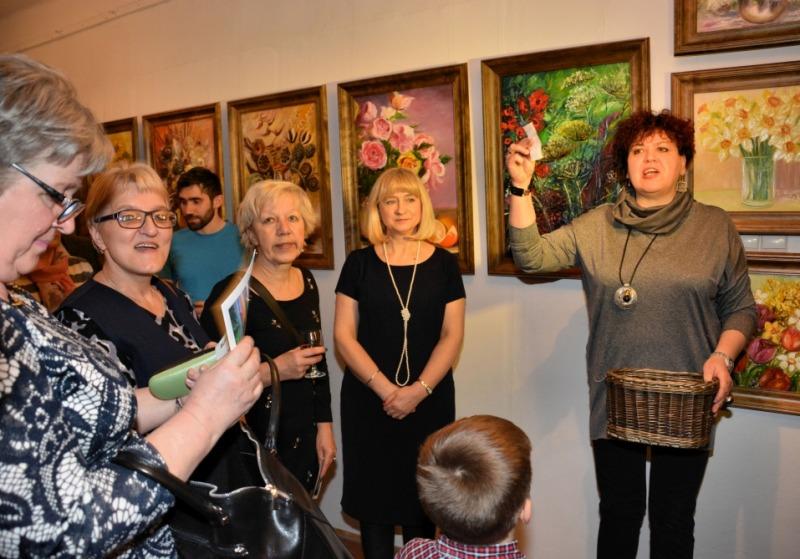 Wystawa Anny Szymańskiej