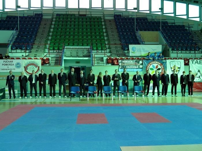 Puchar Pomorza w Taekwon-do ITF