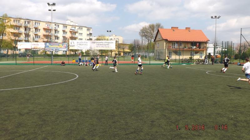 I Majowy Turniej Piłki Nożnej o Puchar Burmistrza Miasta Dęblin