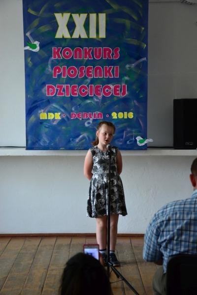XXII Konkurs Piosenki Dziecięcej i Młodzieżowej
