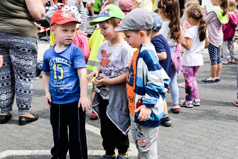 Dzień Dziecka i Dzień Profilaktyki w Dęblinie