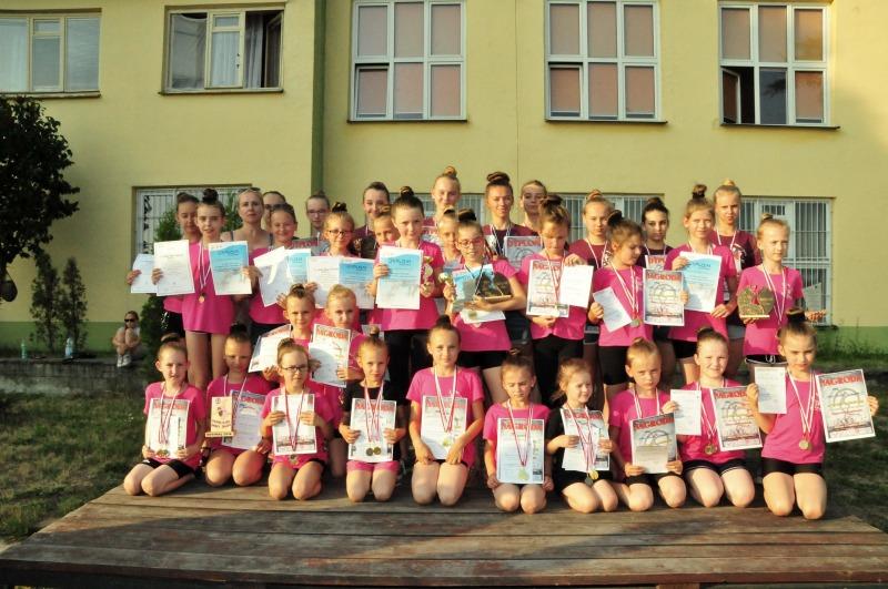 Mała Rewia Taneczna zakończyła sezon taneczny