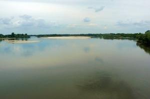 Most na rzece Wiśle