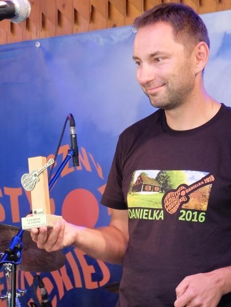Nagroda dla Michała Pastuszaka i Poławiaczy Pereł