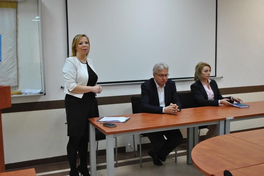 Wizyta Krzysztofa Michałkiewicza-Sekretarza Stanu w Ministerstwie Rodziny Pracy i Polityki Społeczne