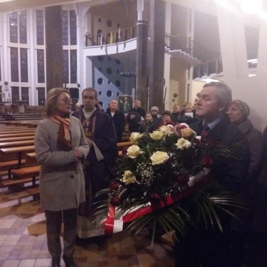 Mieszkańcy Dęblina uczcili Narodowy Dzień Pamięci Żołnierzy Wyklętych