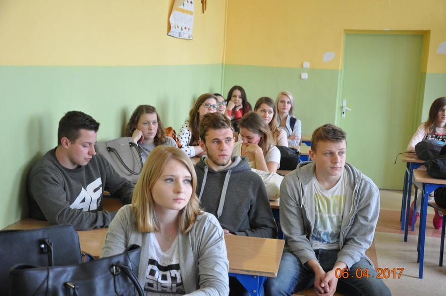Prolog praktyk zawodowych w Portugalii w ZSZ nr 2 w Dęblinie
