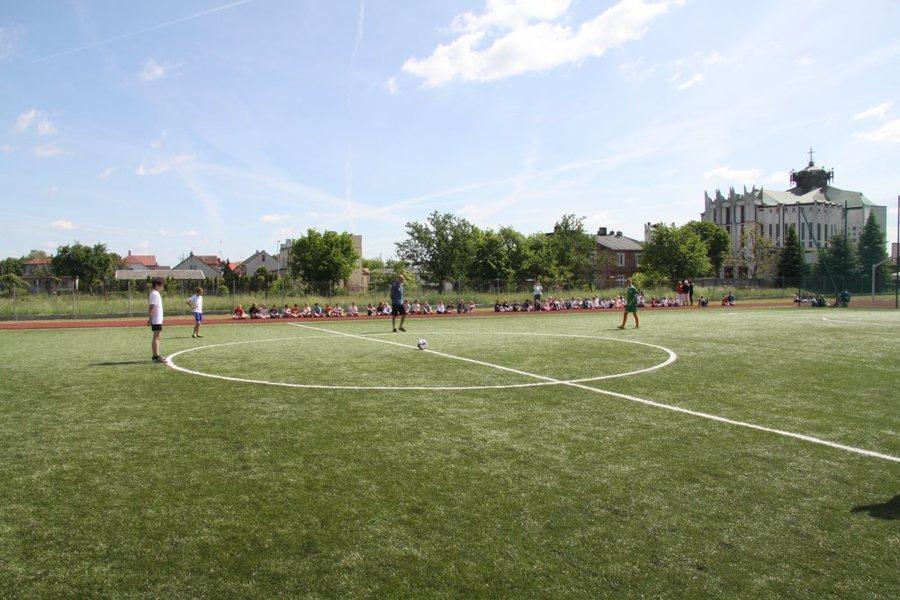 Uroczyste otwarcie kompleksu sportowego przy Szkole Podstawowej nr 2