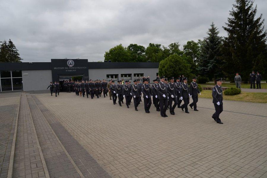 Uroczyste obchody Święta Wyższej Szkoły Oficerskiej Sił Powietrznych w Dęblinie.