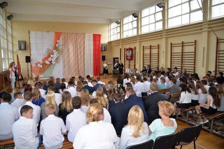 Uroczyste zakończenie roku szkolnego 2016/2017