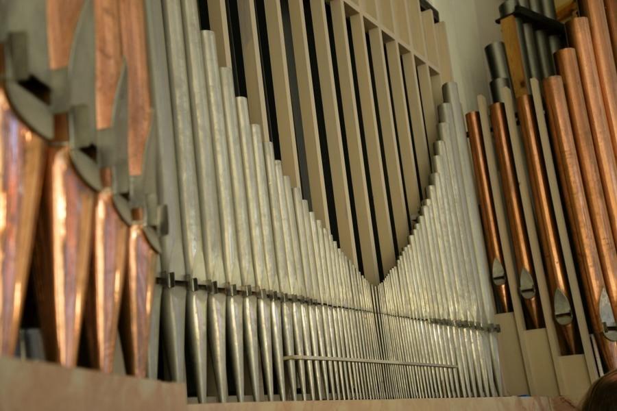 I koncert III- go Międzynarodowego Spotkania z Muzyką Organową w Dęblinie