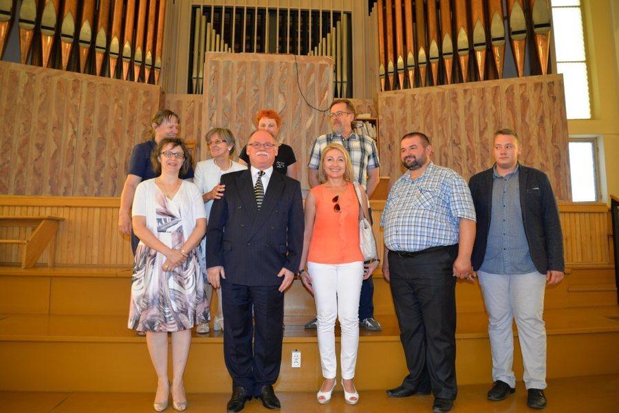 Odbył się kolejny koncert III Międzynarodowego Spotkania z Muzyka Organową