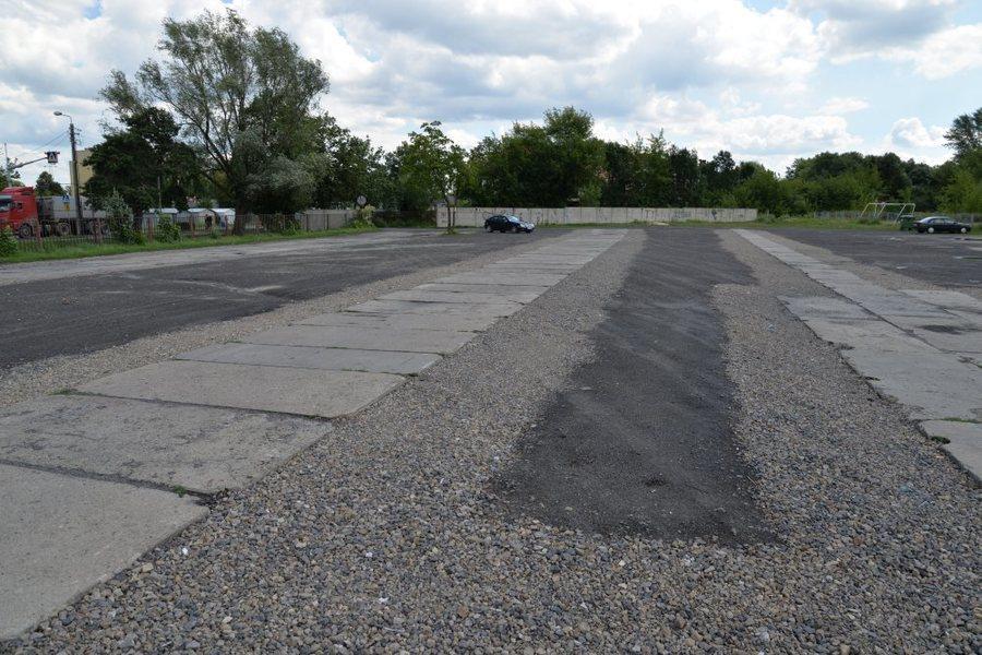 Odwodnienie powierzchniowe Targowiska Miejskiego przy ul. 15 Pułku Piechoty Wilków