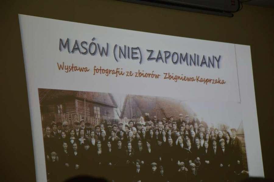 """""""Masów (nie) zapomniany"""""""