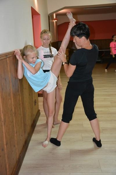 Mała Rewia Taneczna z Miejskiego Domu Kultury w Dęblinie