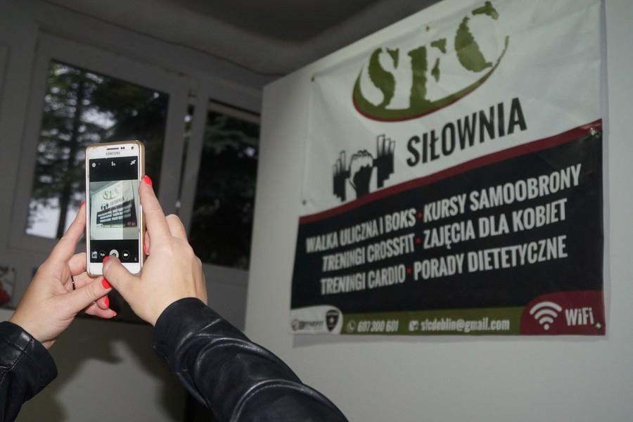 Tłoczno na otwarciu SFC Optima. Klub zaprasza do współpracy!