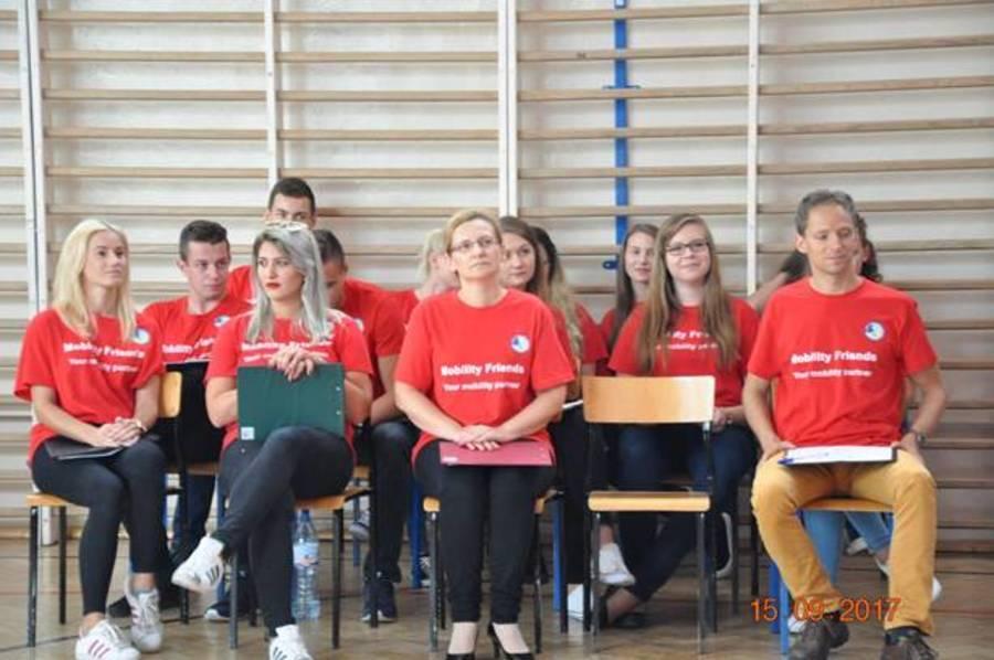 Epilog Erasmus+ w ZSZ nr 2 w Dęblinie