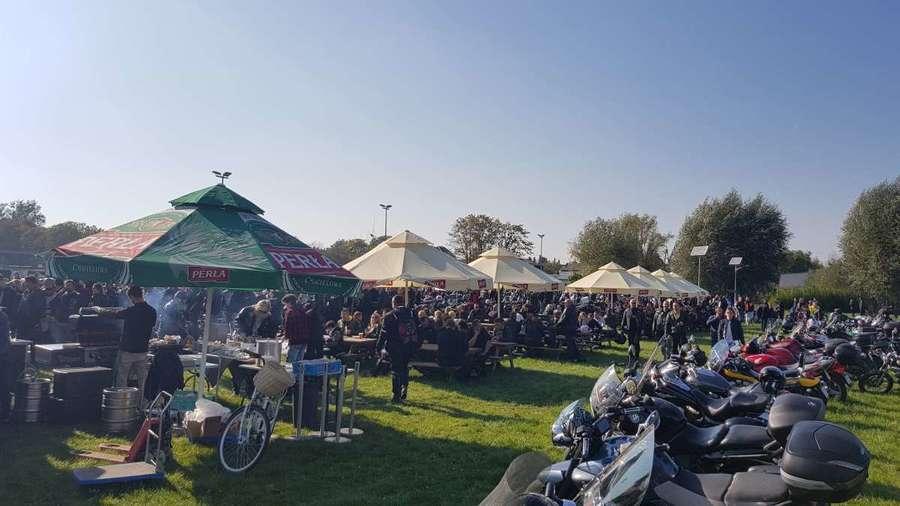 Zakończenie sezonu motocyklowego Dęblin/Wyspa Wisła 2017