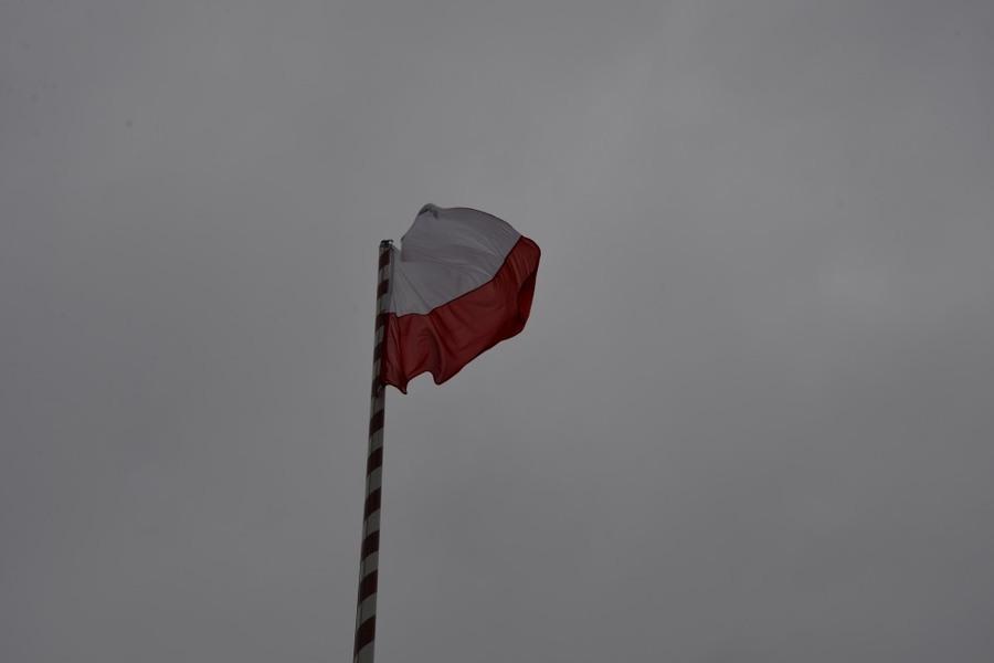 Uroczysty apel z okazji Narodowego Święta Niepodległości - WSOSP
