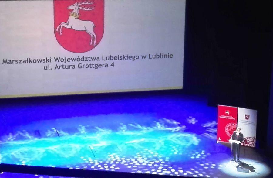 Lubelskie wspiera uzdolnionych  2017-2018