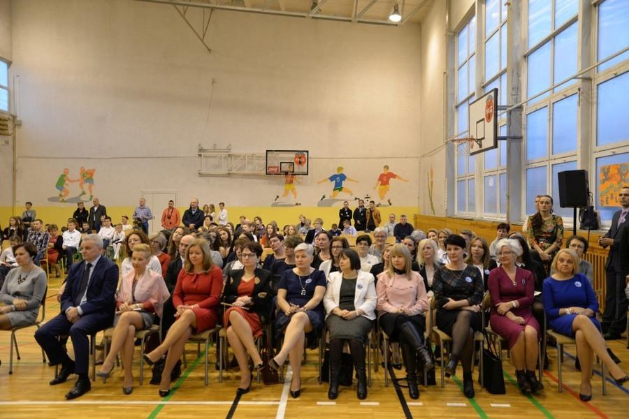 50-lecie Szkoły Podstawowej nr 4 w Dęblinie