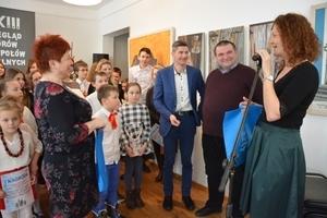 Protokół z obrad jury XXIII  Przeglądu chórów, zespołów wokalnych i wokalno - instrumentalnych dla s