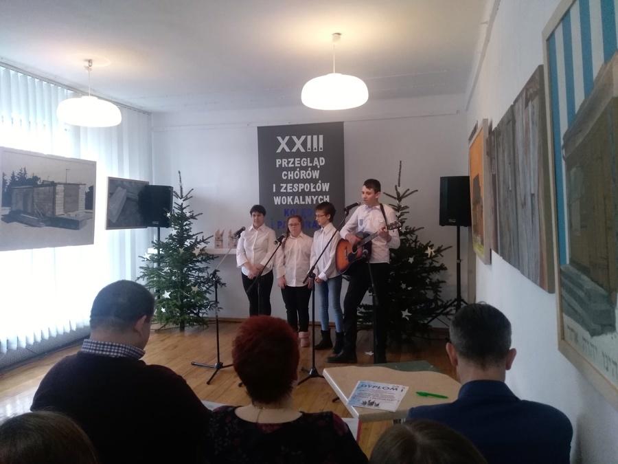 XXIII Przegląd chórów i zespołów wokalnych: kolędy i pastorałki