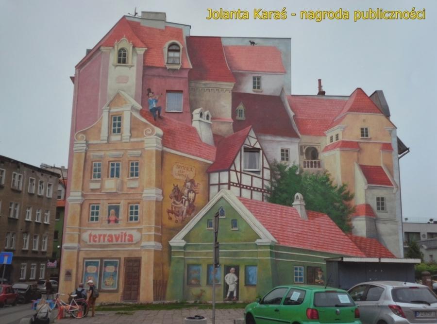 <p>Jolanta Karaś - nagroda publiczności</p>