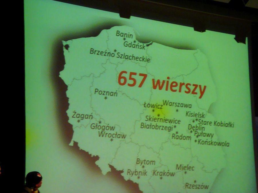 """Młodzi poeci ze Szkoły Podstawowej nr 5 finalistami Ogólnopolskiego Konkursu Poetyckiego """" Odkrywamy"""