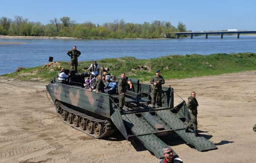 Święto 1. Batalionu Drogowo – Mostowego w Dęblinie