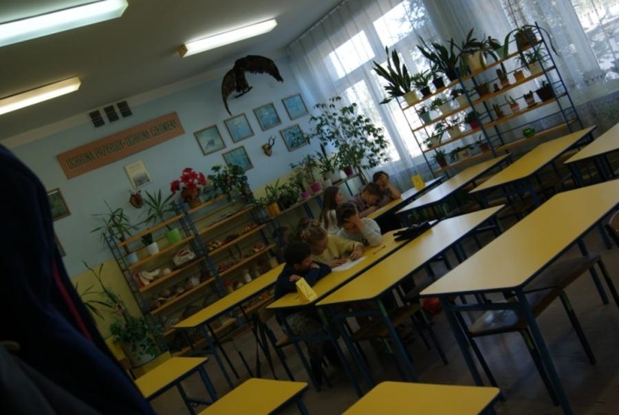 Konkurs wiedzy ekologicznej w Szkole Podstawowej nr 4 w Dęblinie