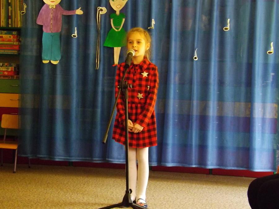 Udział dzieci z  oddziału przedszkolnego ze Szkoły Podstawowej nr 4 w Dęblinie  w III Konkursie Pios