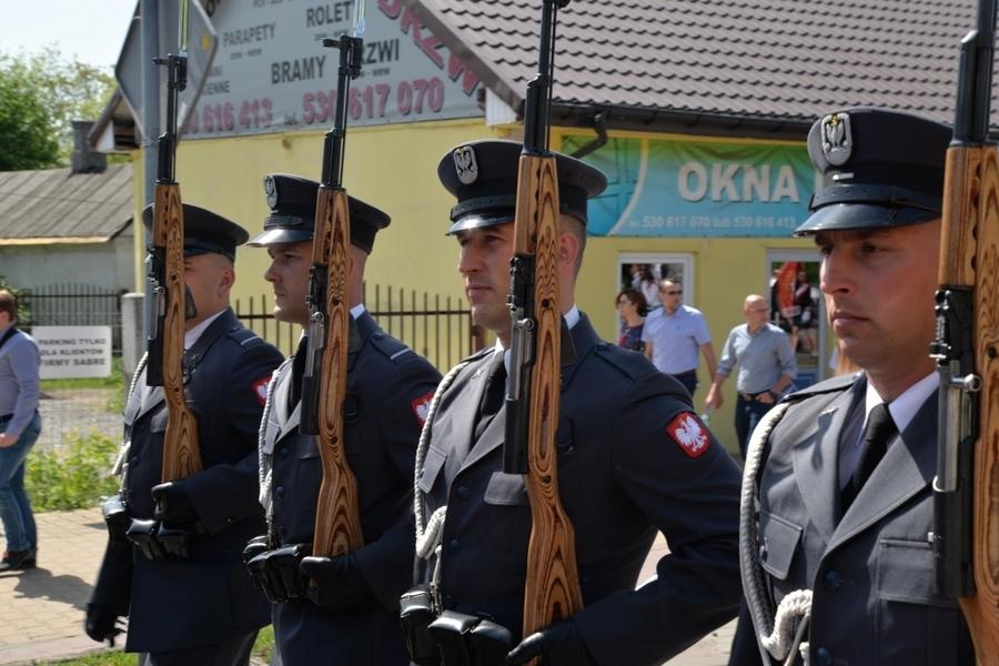 Obchody 227. Rocznicy Uchwalenia Konstytucji 3 Maja w Dęblinie